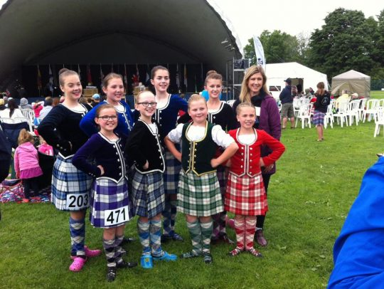 Antigonish Highland Games